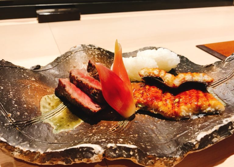 熟成和牛・鰻の蒲焼き
